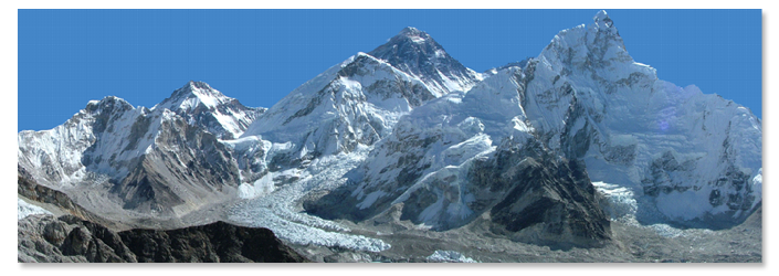 7 Summits Challenge - Mount Everest