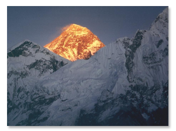 USAF Seven Summits Challenge - Mt. Everest in Asia